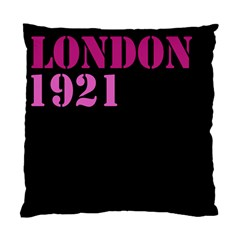 London 1921 Cushion Case (two Sided)