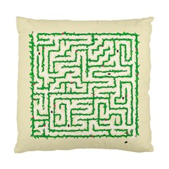 A-maze... Cushion Case (Single Sided)