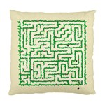 A-maze... Cushion Case (Two Sided)  Front