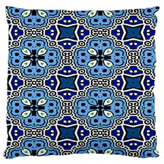 Baby Blue Large Cushion Case (Two Sided)