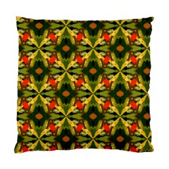 Irish green yellow Cushion Case (Single Sided)