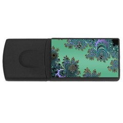 Celtic Symbolic Fractal 1GB USB Flash Drive (Rectangle)