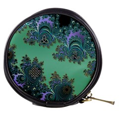 Celtic Symbolic Fractal Mini Makeup Case