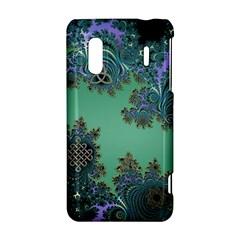 Celtic Symbolic Fractal HTC Evo Design 4G/ Hero S Hardshell Case