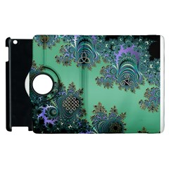 Celtic Symbolic Fractal Apple iPad 3/4 Flip 360 Case