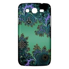 Celtic Symbolic Fractal Samsung Galaxy Mega 5.8 I9152 Hardshell Case