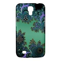 Celtic Symbolic Fractal Samsung Galaxy Mega 6.3  I9200 Hardshell Case
