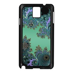Celtic Symbolic Fractal Samsung Galaxy Note 3 Case (black)