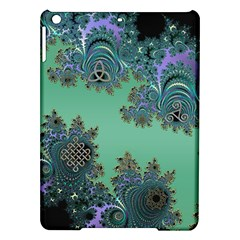 Celtic Symbolic Fractal Apple iPad Air Hardshell Case