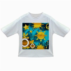 Musical Peace Baby T Shirt