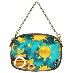 Musical Peace Chain Purse (One Side)