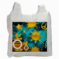 Musical Peace Recycle Bag (Two Sides)