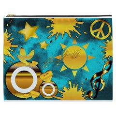 Musical Peace Cosmetic Bag (XXXL)