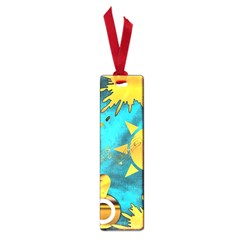 Musical Peace Small Bookmark
