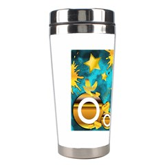 Musical Peace Stainless Steel Travel Tumbler