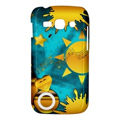 Musical Peace Samsung Galaxy Ace 3 S7272 Hardshell Case
