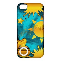 Musical Peace Apple iPhone 5C Hardshell Case