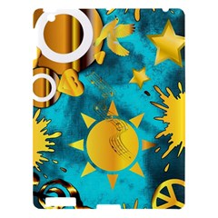Musical Peace  Apple iPad 3/4 Hardshell Case