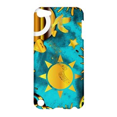 Musical Peace  Apple Ipod Touch 5 Hardshell Case