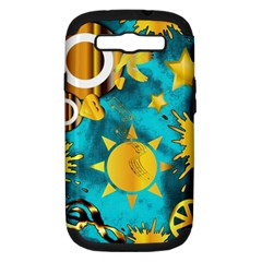 Musical Peace  Samsung Galaxy S Iii Hardshell Case (pc+silicone)