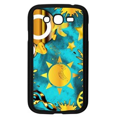 Musical Peace  Samsung Galaxy Grand DUOS I9082 Case (Black)