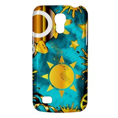 Musical Peace  Samsung Galaxy S4 Mini (GT-I9190) Hardshell Case