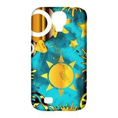 Musical Peace  Samsung Galaxy S4 Classic Hardshell Case (PC+Silicone)