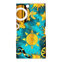 Musical Peace  Sony Xperia XL39h (Xperia Z Ultra) Hardshell Case