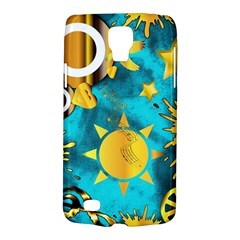 Musical Peace  Samsung Galaxy S4 Active (I9295) Hardshell Case