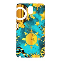 Musical Peace  Samsung Galaxy Note 3 Hardshell Back Case