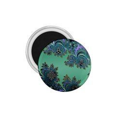 Celtic Symbolic Fractal 1.75  Button Magnet