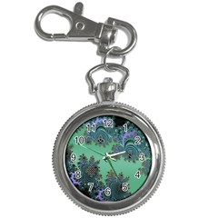 Celtic Symbolic Fractal Key Chain Watch