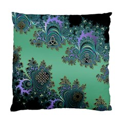 Celtic Symbolic Fractal Cushion Case (Single Sided)