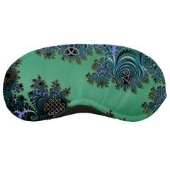 Celtic Symbolic Fractal Sleeping Mask