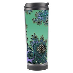 Celtic Symbolic Fractal Travel Tumbler