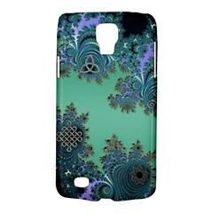 Celtic Symbolic Fractal Samsung Galaxy S4 Active (I9295) Hardshell Case