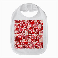 Pretty Hearts  Bib