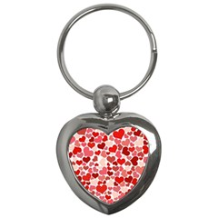 Pretty Hearts  Key Chain (Heart)