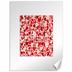 Pretty Hearts  Canvas 36  x 48  (Unframed)