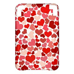 Pretty Hearts  Kindle 3 Keyboard 3G Hardshell Case