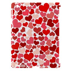 Pretty Hearts  Apple Ipad 3/4 Hardshell Case (compatible With Smart Cover)