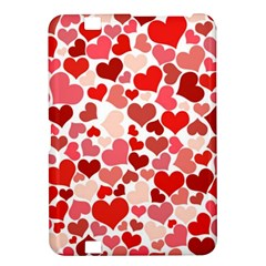 Pretty Hearts  Kindle Fire Hd 8 9  Hardshell Case