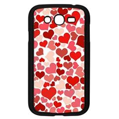 Pretty Hearts  Samsung Galaxy Grand DUOS I9082 Case (Black)