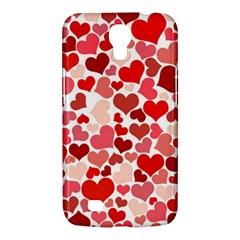 Pretty Hearts  Samsung Galaxy Mega 6.3  I9200 Hardshell Case