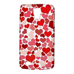 Pretty Hearts  Samsung Galaxy S4 Active (I9295) Hardshell Case