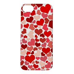 Pretty Hearts  Apple iPhone 5S Hardshell Case