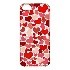 Pretty Hearts  Apple iPhone 5C Hardshell Case