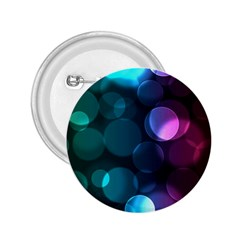 Deep Bubble Art 2.25  Button