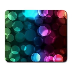 Deep Bubble Art Large Mouse Pad (Rectangle)