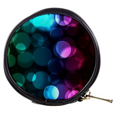 Deep Bubble Art Mini Makeup Case